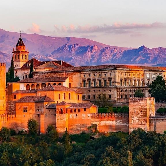 Granada, Southern Spain