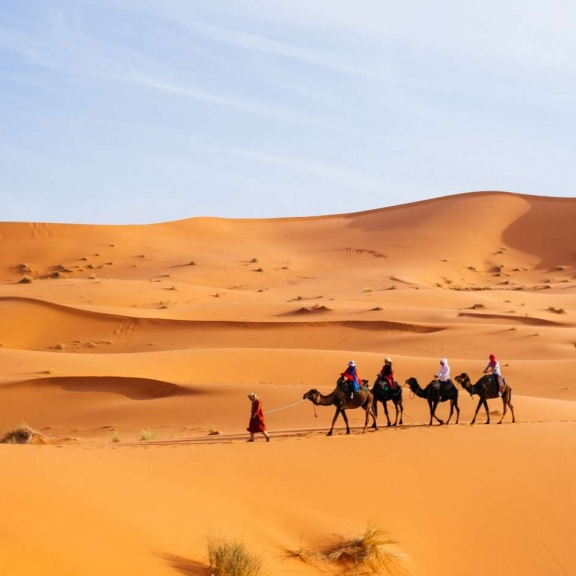 Best Private Tours of Morocco