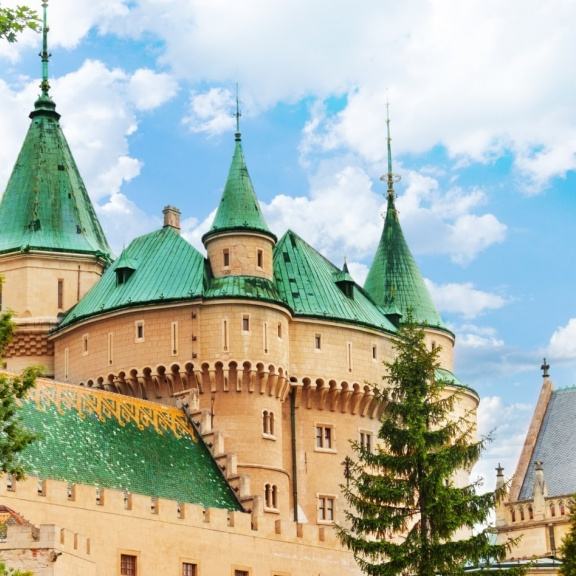 Private & Small Group Tours to Slovakia