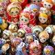 Russian souveniers