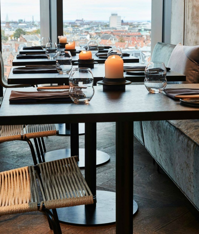 Top 5 Copenhagen Restaurants