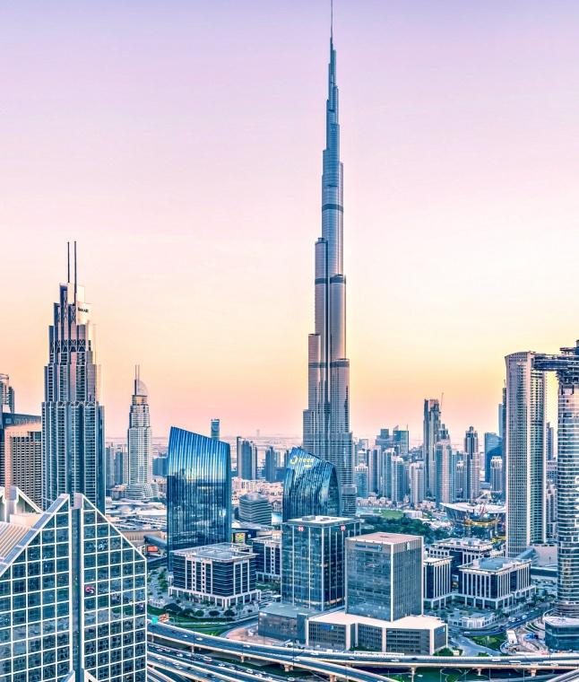 Oasis of The Future: UAE Travel Guide