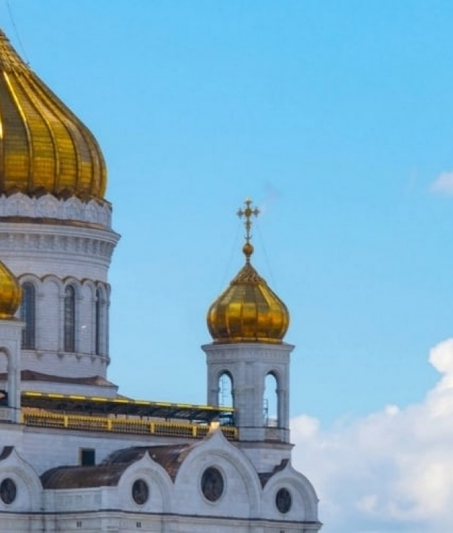 Moscow Temple