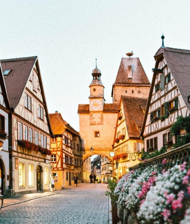 Germany Travel Advice by Firebird Tours