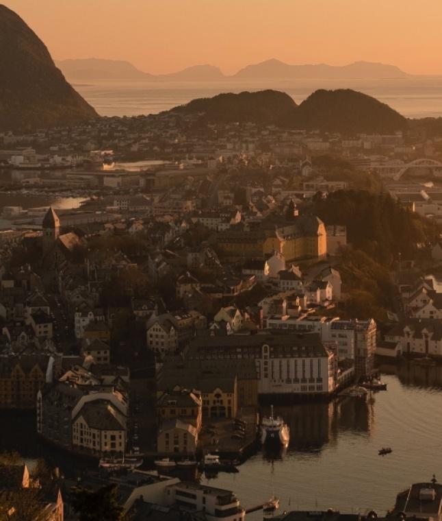 Best Cities in Norway