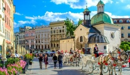 Gems of Central Europe
