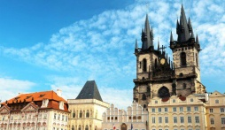 Prague - Vienna - Budapest Express