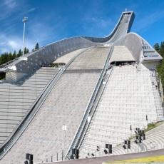 Holmenkollbakken Ski Museum, Oslo