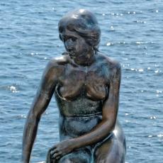 The Little Mermaid, Copenhagen, Denmark