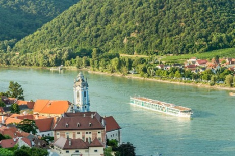 Danube River Cruise: from Munich to Prague