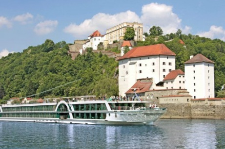 River Cruise on Danube River: Munich - Budapest