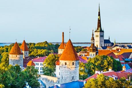 Scandinavia + Baltic Capitals