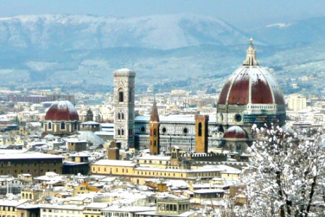 Winter Italy: Cultural Capitals