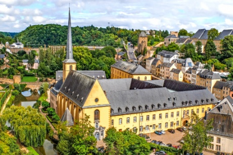 Gems of Belgium and Luxembourg