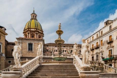 From Venice to Amalfi Coast & Sicily