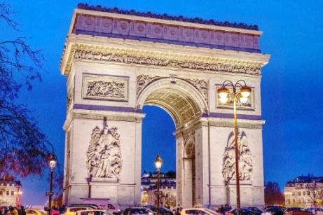 Normandy & Paris