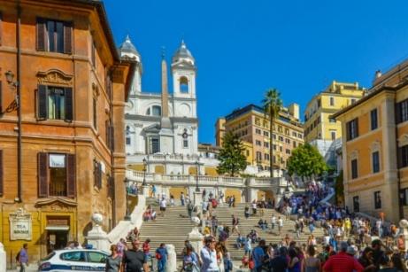 Tour to Paris, Munich & Rome