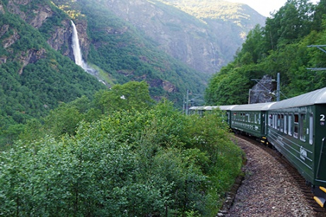 Trans-Scandinavian Rail Tour
