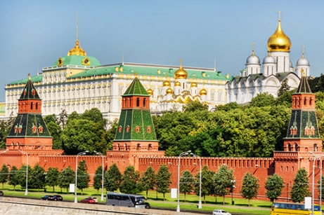 Two Russian Capitals