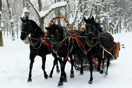 Russian Winter Fairytale