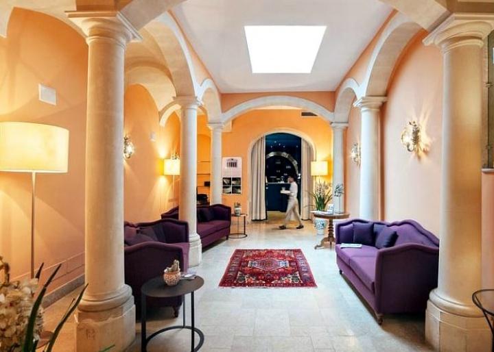 Antico Hotel Roma 1880 Hotel, Syracuse