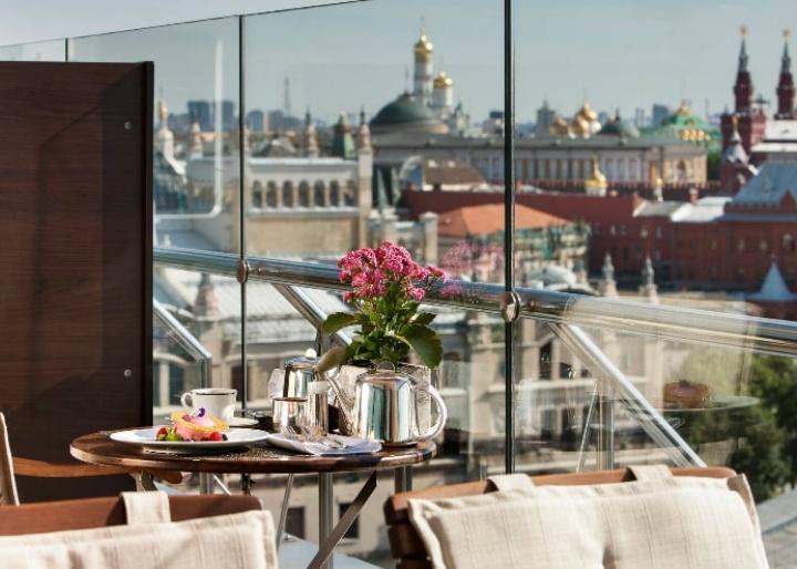 Ararat Park Hyatt Hotel, Moscow