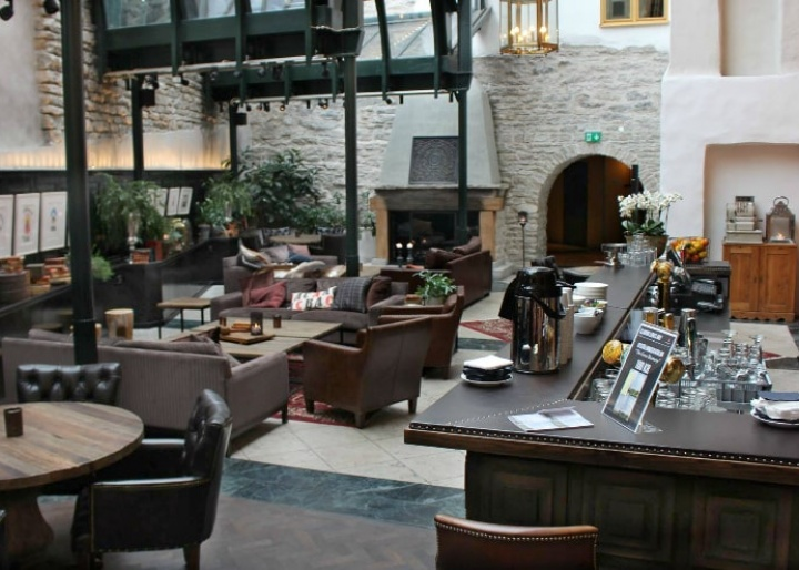 Clarion Hotel Wisby, Visby