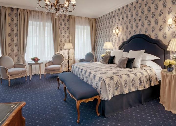 Deluxe suite, Kempinski Hotel Moika 22