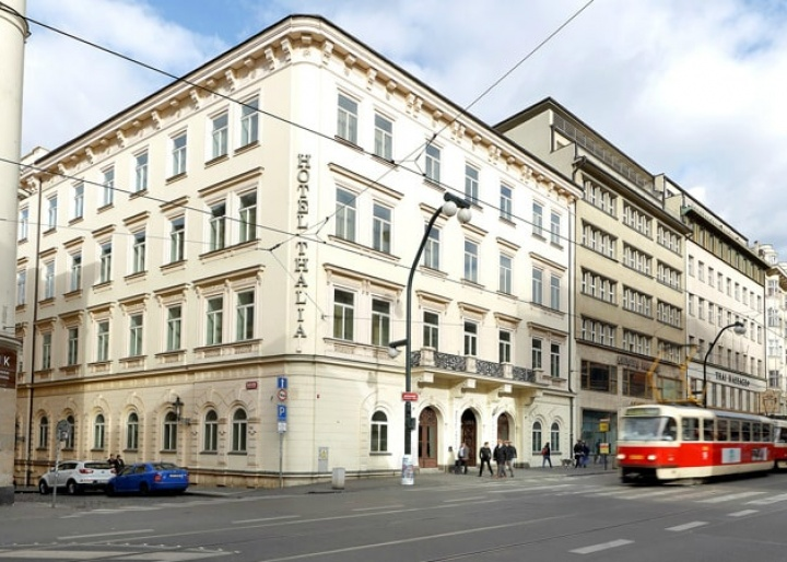 Eurostars Thalia Hotel, Prague