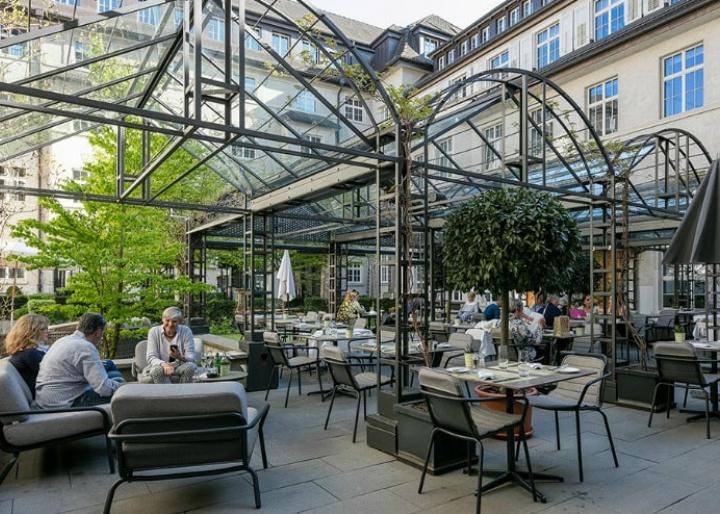 Glockenhof Hotel, Zurich