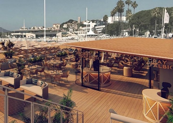 Hotel Barriere Le Gray d'Albion, Cannes