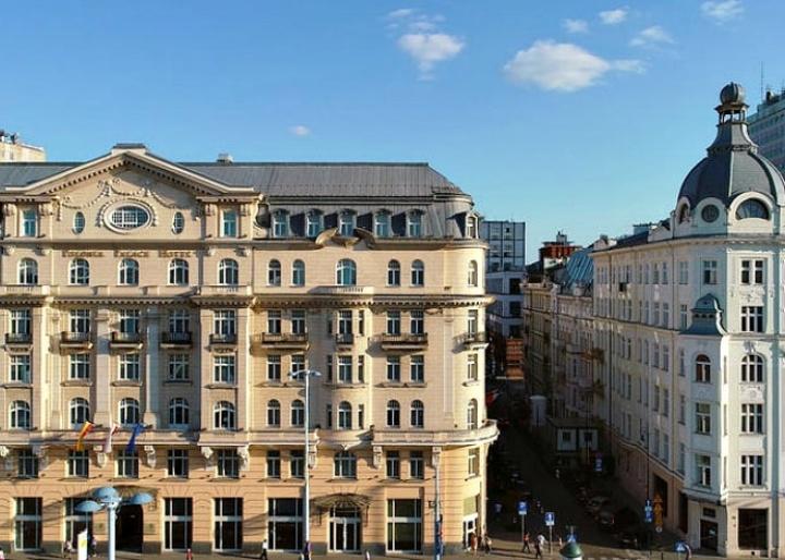 Hotel Polonia Palace, Warsaw