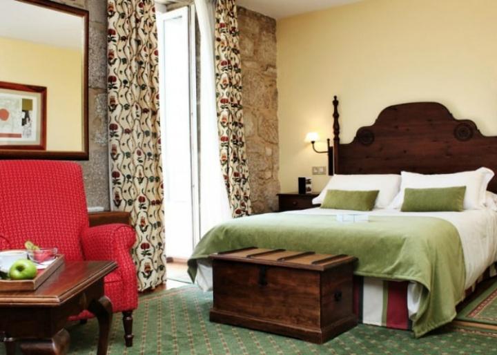 Hotel Virxe da Cerca, Santiago de Compostela