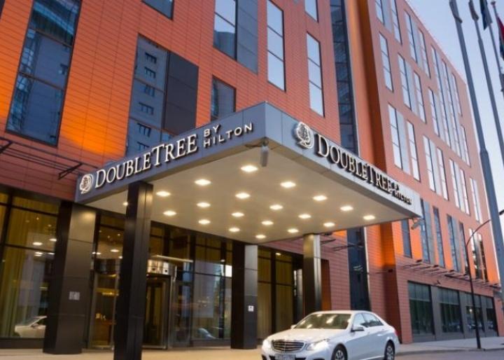 DoubleTree by Hilton, Novosibirsk