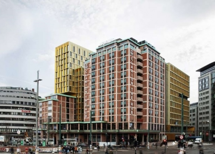 Oslo The Hub Hotel Gallery
