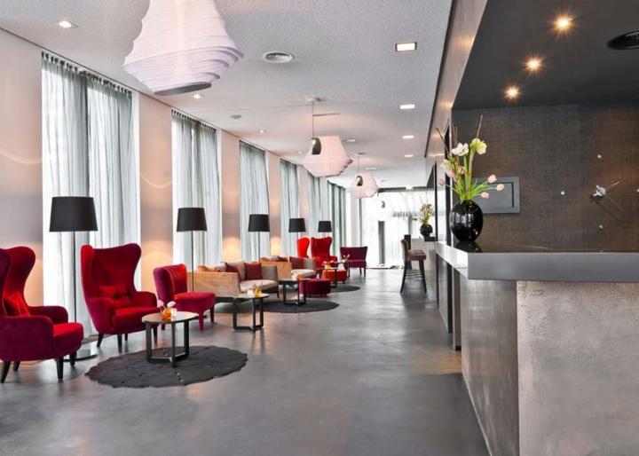 Lobby at Cosmo Hotel Berlin