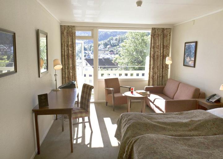 Kviknes Hotel, Balestrand
