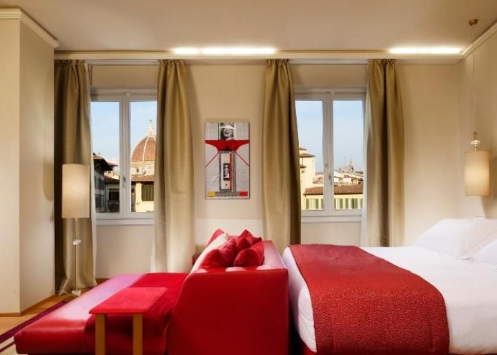 Grand Hotel Minerva, Florence