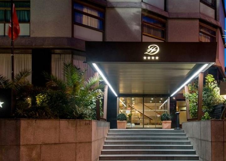 Hotel Dom Henrique, Porto
