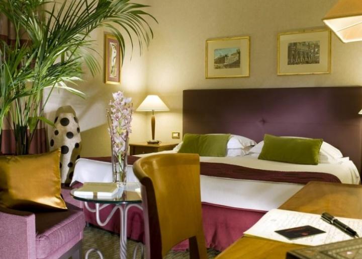 Hotel Dei Mellini, Rome