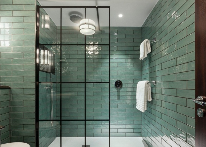 Green hotel gallery - Shower