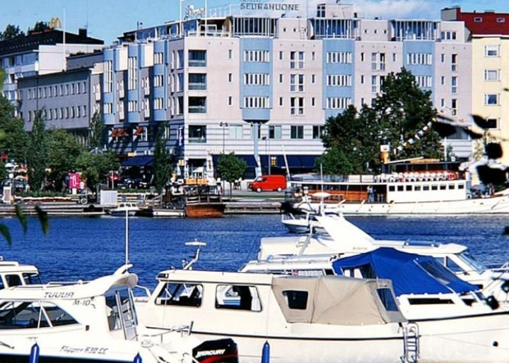 Original Sokos Hotel Seurahuone, Savonlinna