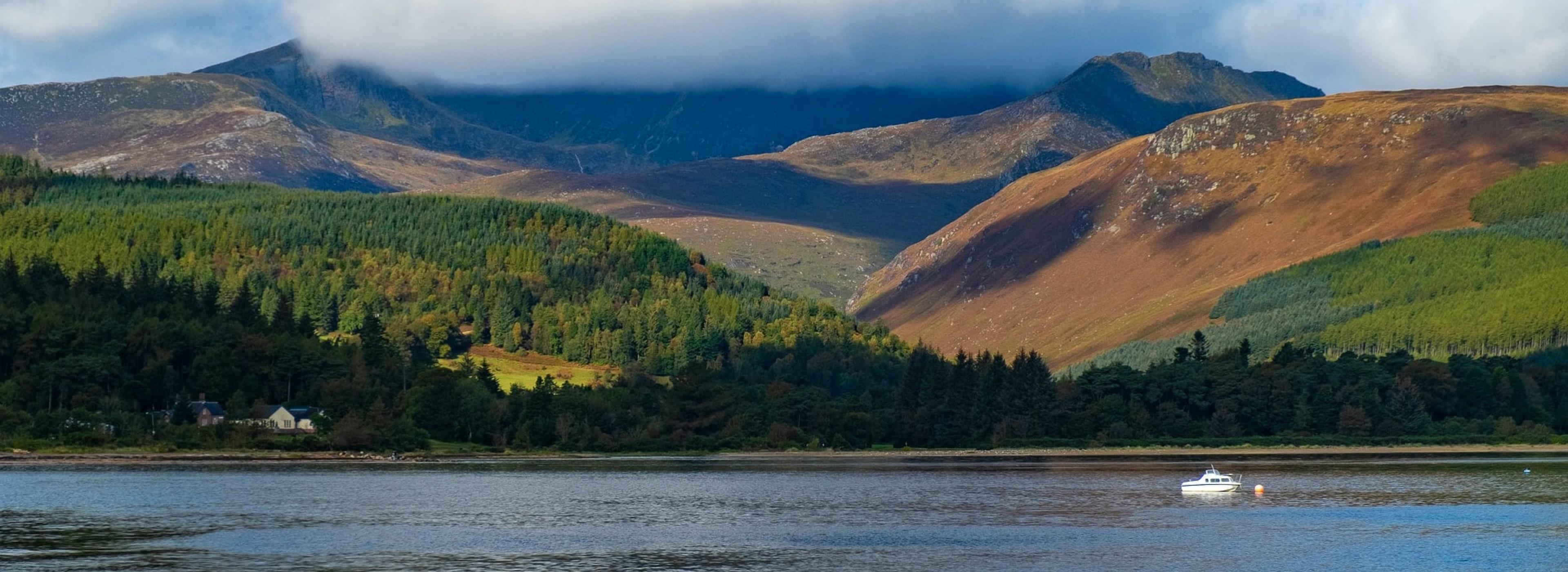 Isle of Arran, Scotland, UK