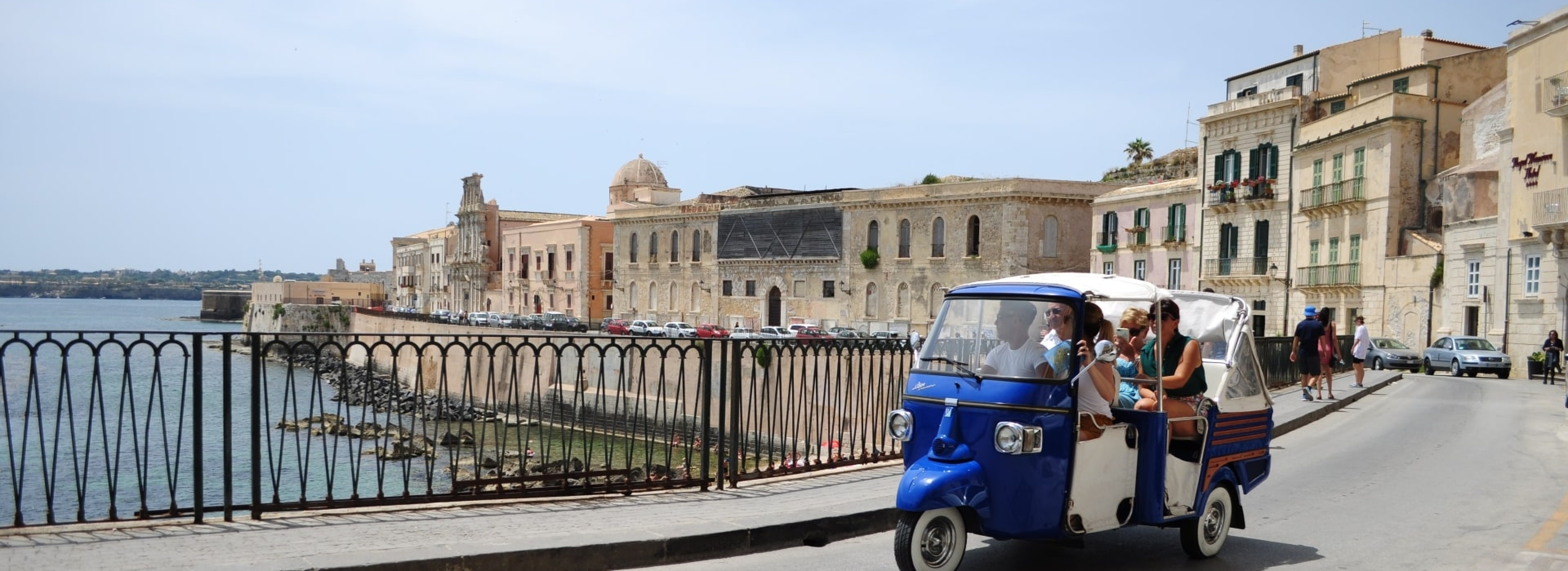 Classic Sicily Small Group Tour