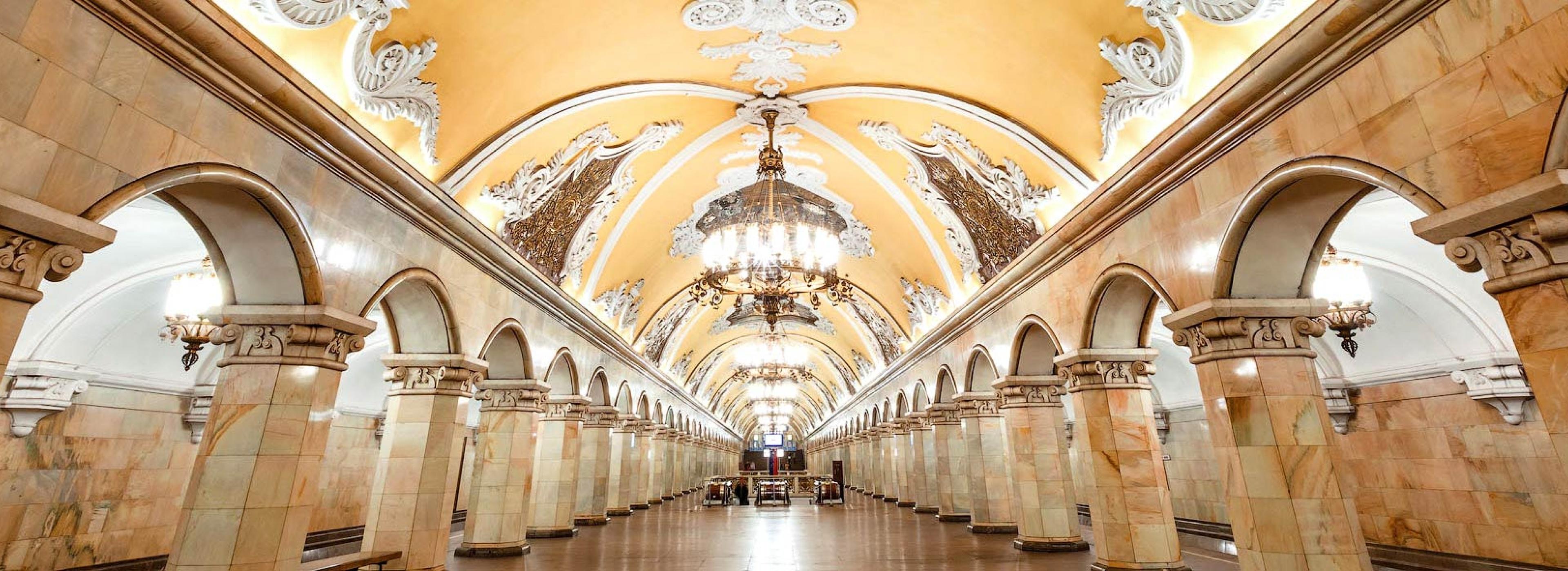 From Saint Petersburg to Beijing Tour Gallery
