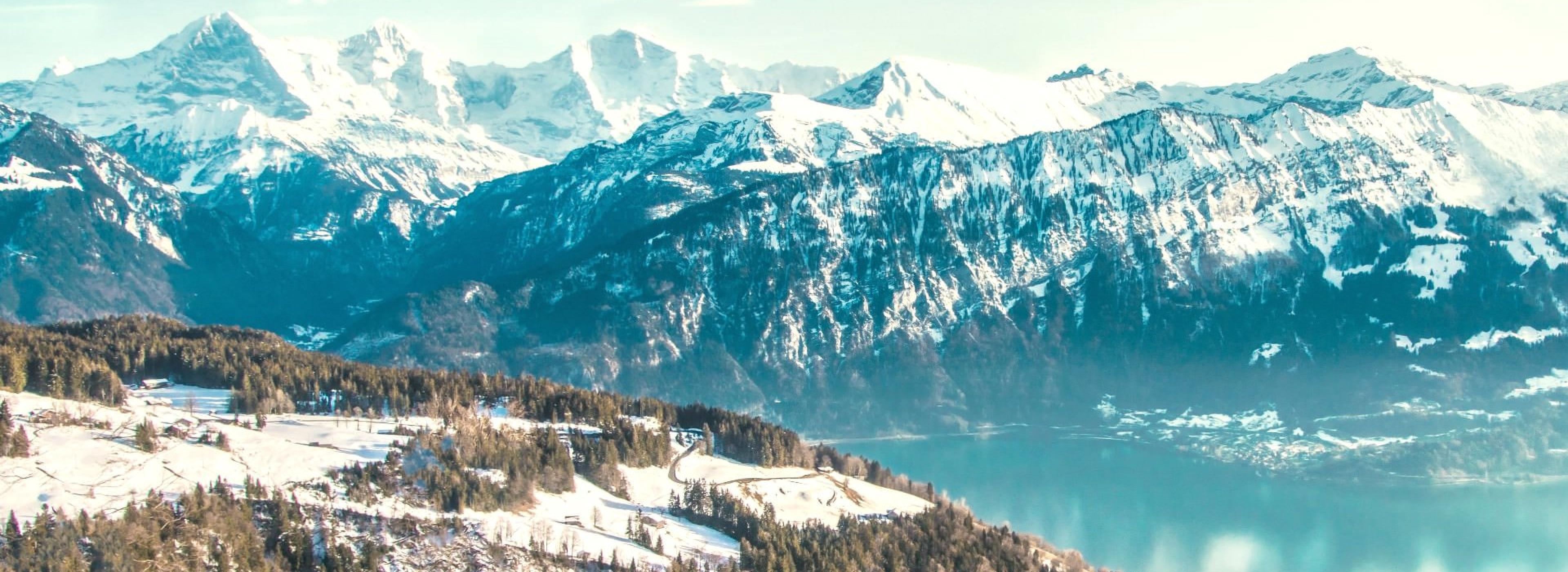 Swiss Alps, Interlaken region, Switzerland