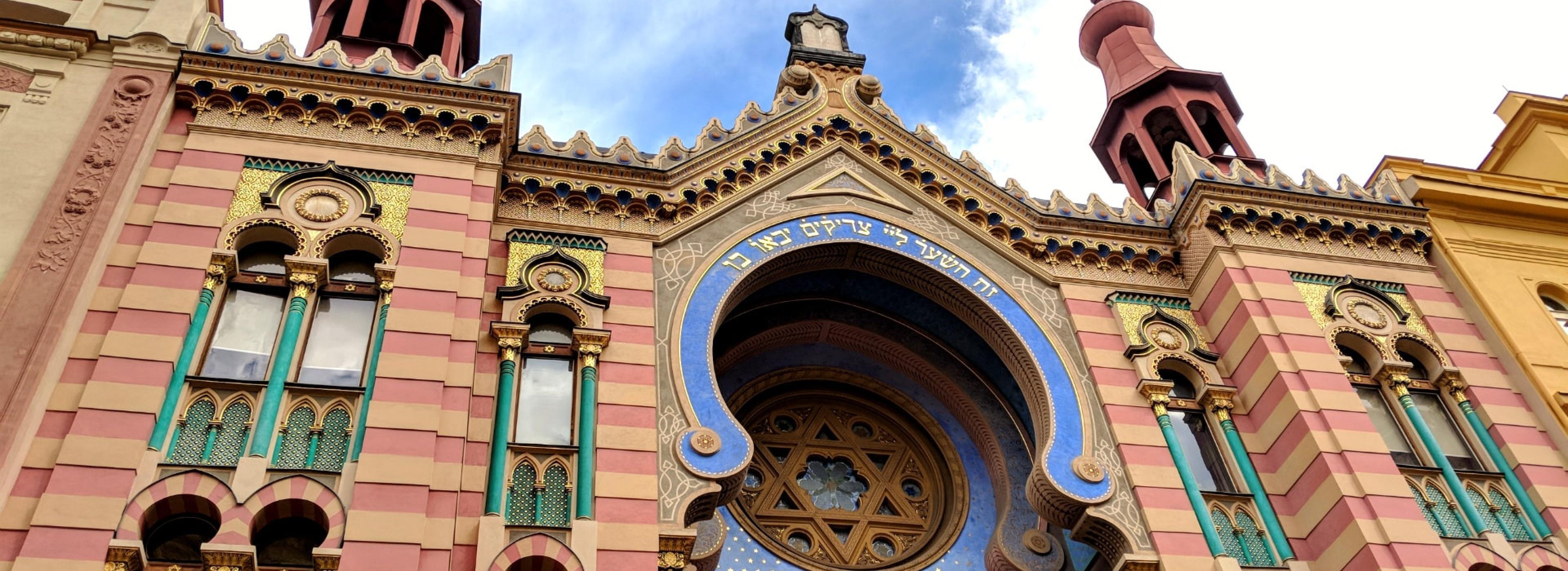 Prague Jubilee Synagogue