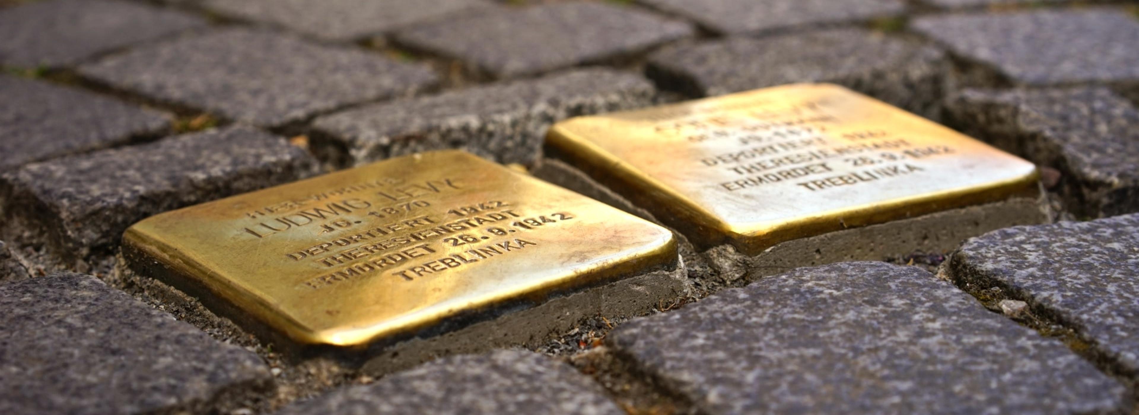 Stumbling Blocks, Berlin