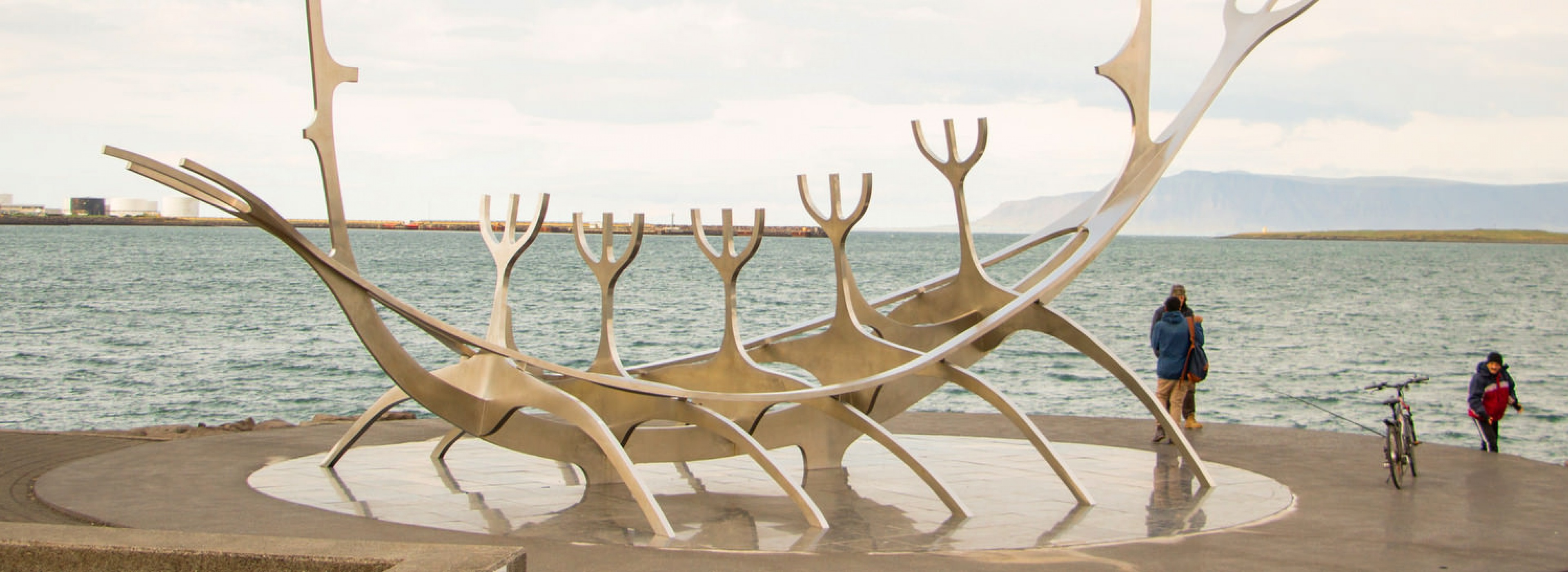 Explore the most famous Reykjavik landmarks, including the striking Sun Voyager sculpture