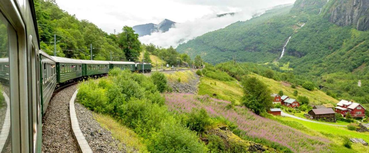 Flamsbana Railway, Norway